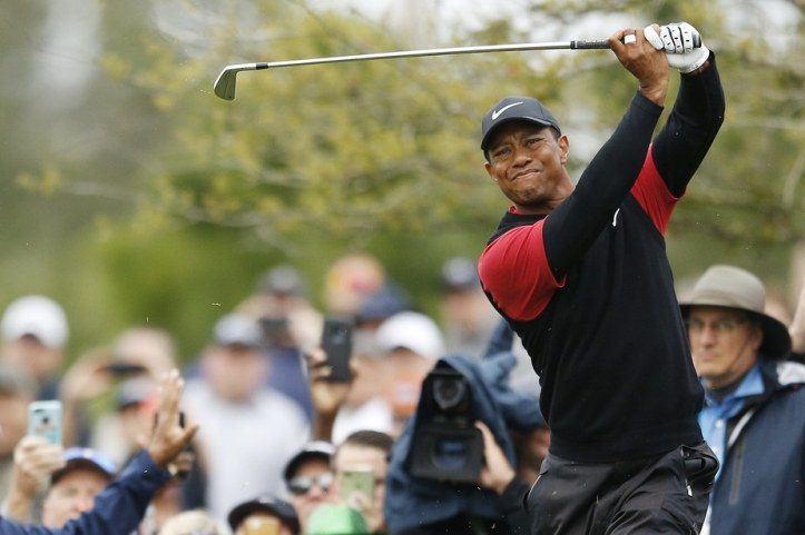 the masters  sunday tee times  pairings  and tiger woods